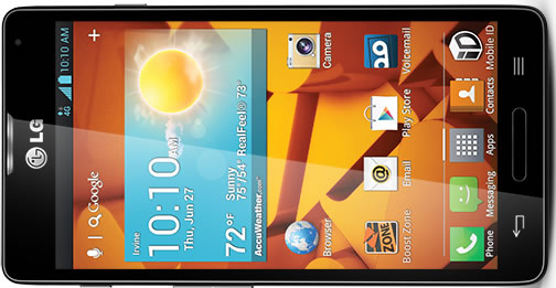 LG Optimus F7 Boost Mobile