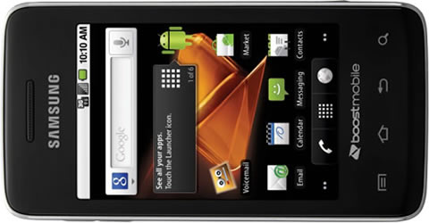 Samsung Galaxy Prevail II Will Soon Arrive to Boost Mobile
