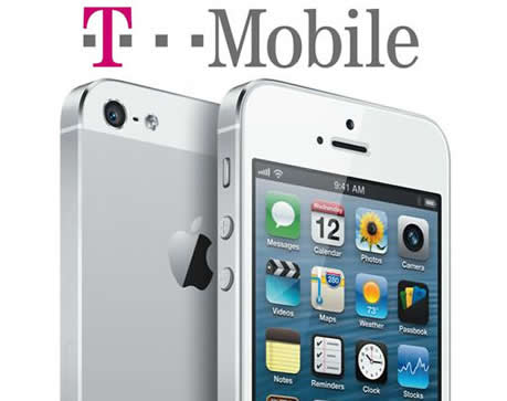 T-Mobile Prepaid iPhone 5