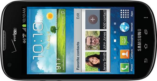Verizon Samsung Stellar