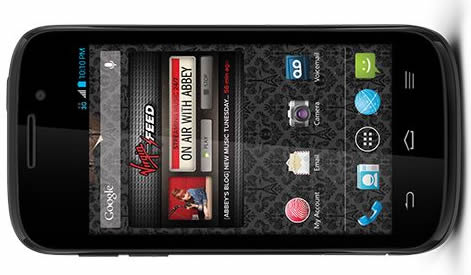 Virgin Mobile Prepaid Phone