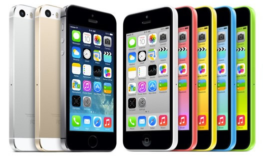 iPhone 5S and iPhone 5C Pass Through Drop Tests in a Video ...
