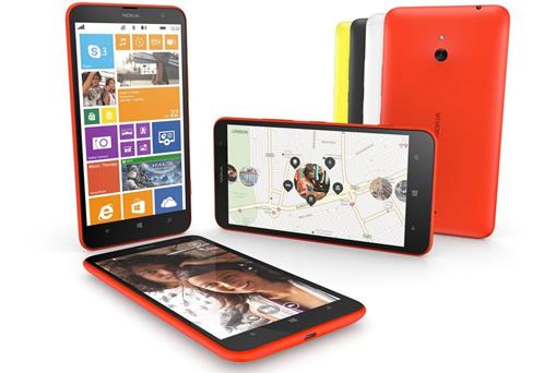 Prepaid Nokia Lumia