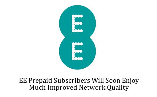 EE Prepaid Phones