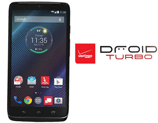 Verizon Motorola Droid Turbo