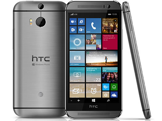 Windows-Based HTC One M8 for T-Mobile Arrives