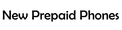New Prepaid Phones