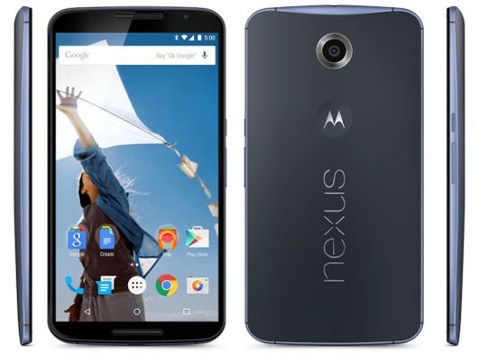 Nexus 6 is Now Available From US Cellular